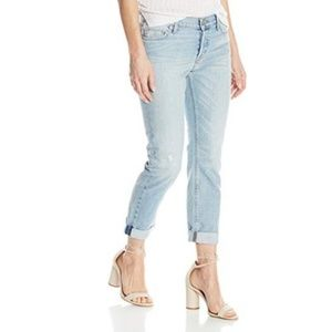 Hudson jeans Riley crop relax straight leg